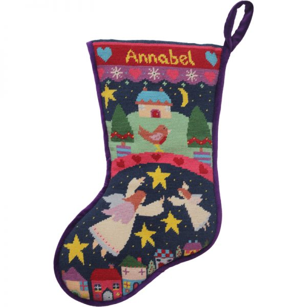 Angels Stocking