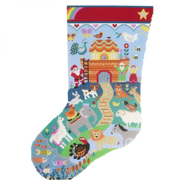 Bright Sky Ark Stocking 800