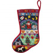Fairytale Christmas Stocking