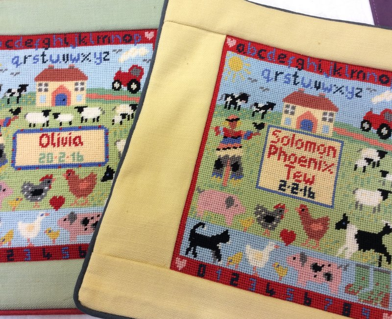 Farmyard Samplers