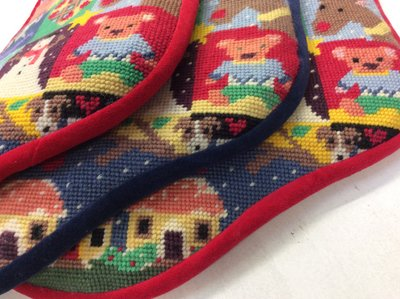 Fabric choices for your Christmas stocking