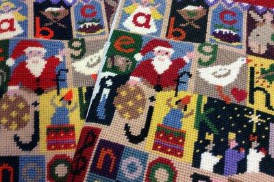 Christmas Alphabet Stockings
