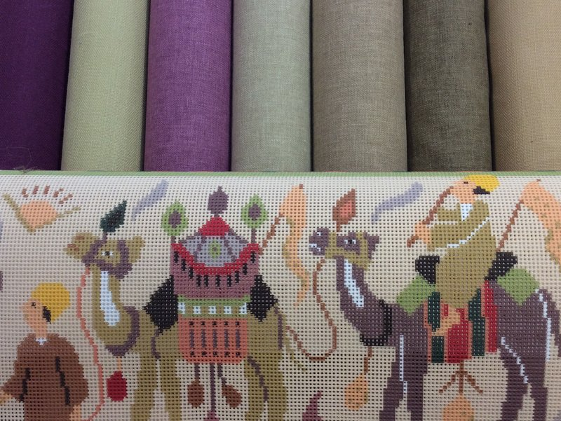 Fabric for your Camelcade tapestry
