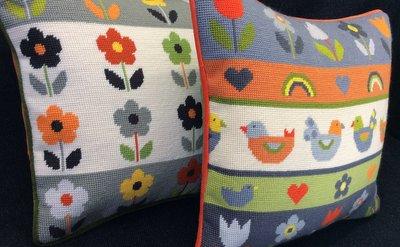 Fabric for Ba-Ba-Bloom and Ba-Ba-Birds