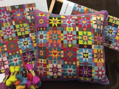New! Alcazar tapestry