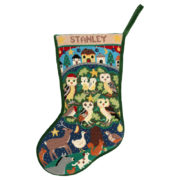 Owls Stocking