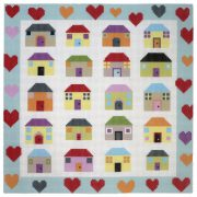 Quilt Houses and Hearts CATALOGUE
