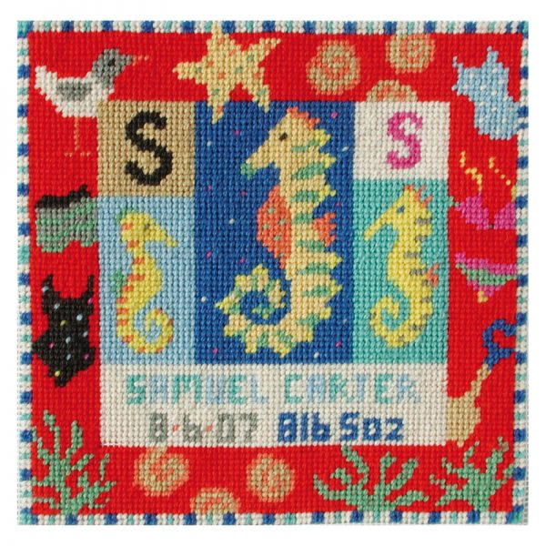S for Seahorse (2)