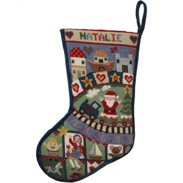 Toy Box Stocking
