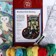 Woodland Owls Stocking KitC