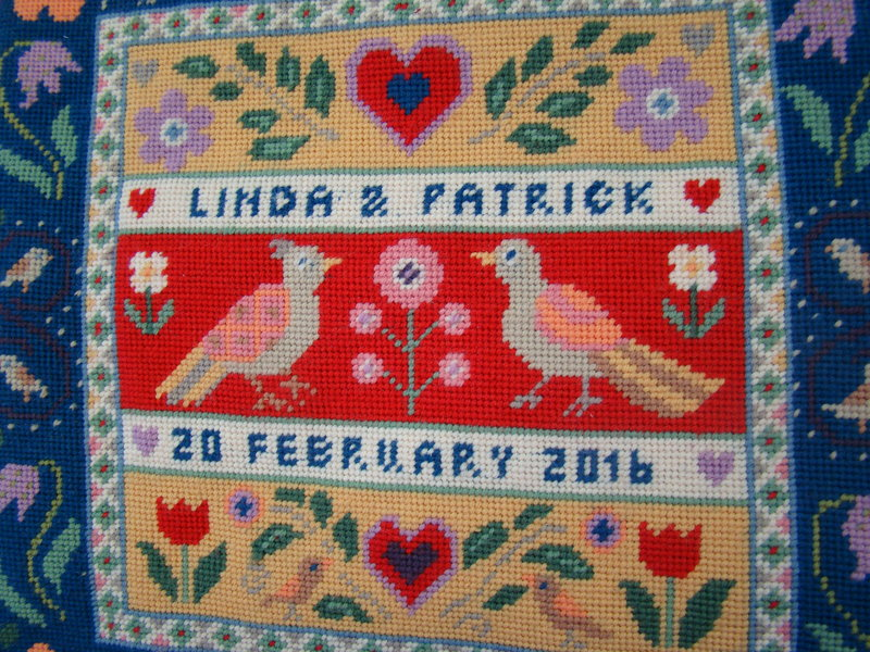 Love Birds wedding