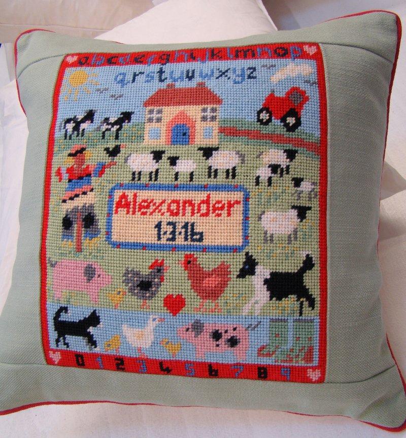 Alexander's Farmyard Sampler